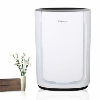 basement air purifier dehumidifier
