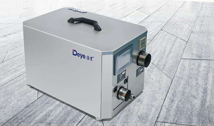 low temp dehumidifier