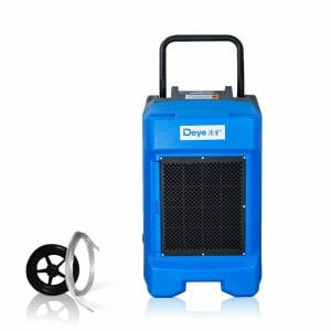 What is Rotational Desiccant Dehumidifier