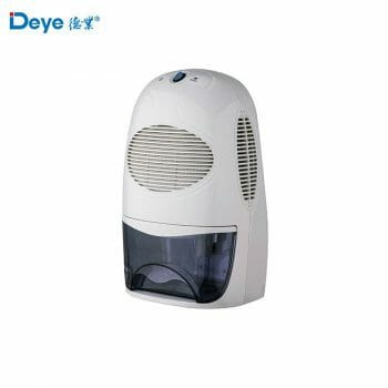 recommended dehumidifier for basement