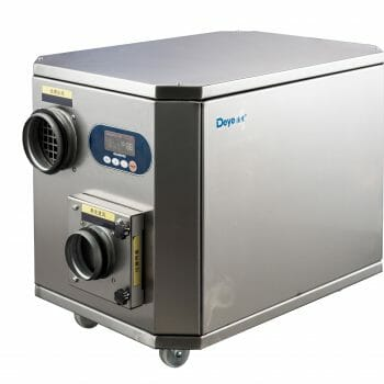 commercial dehumidifier for hvac system